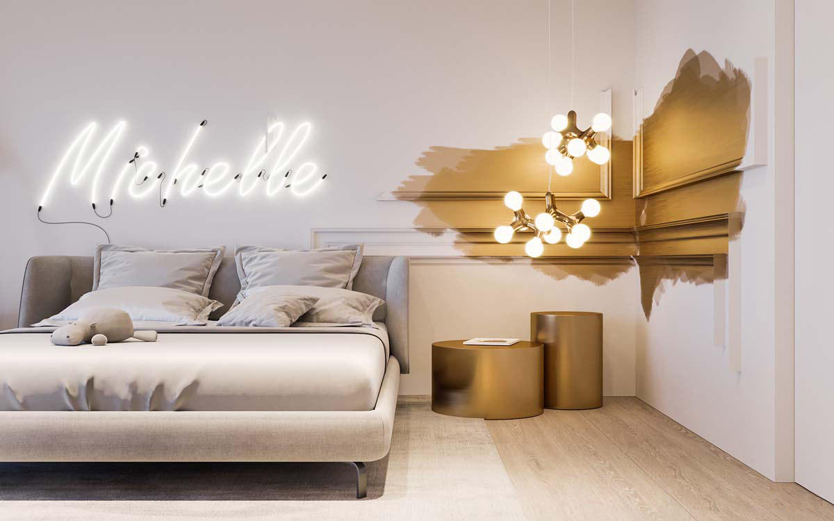 white-and-gold-bedroom
