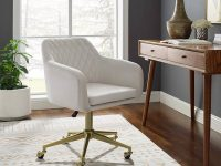 white-fabric-office-chair-comfortable-work-from-home-furniture-rolling-guest-chair-with-armrests-velvet-tufted-upholstery